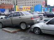 Парковка - Чебоксары