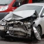 Столкновение двух авто Toyota в Чебоксарах