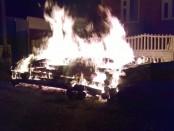 Пожар на Кировском
