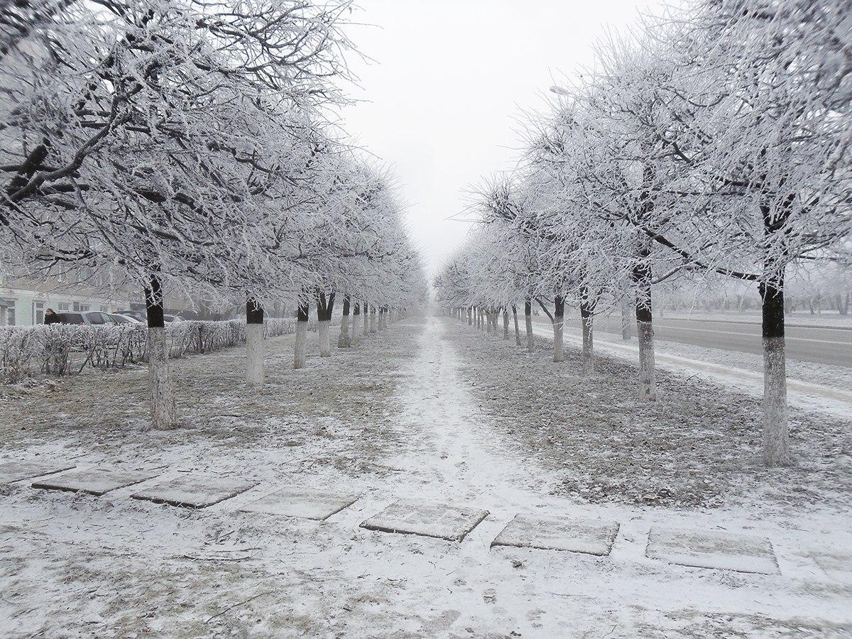 Зимние фото - Чебоксары