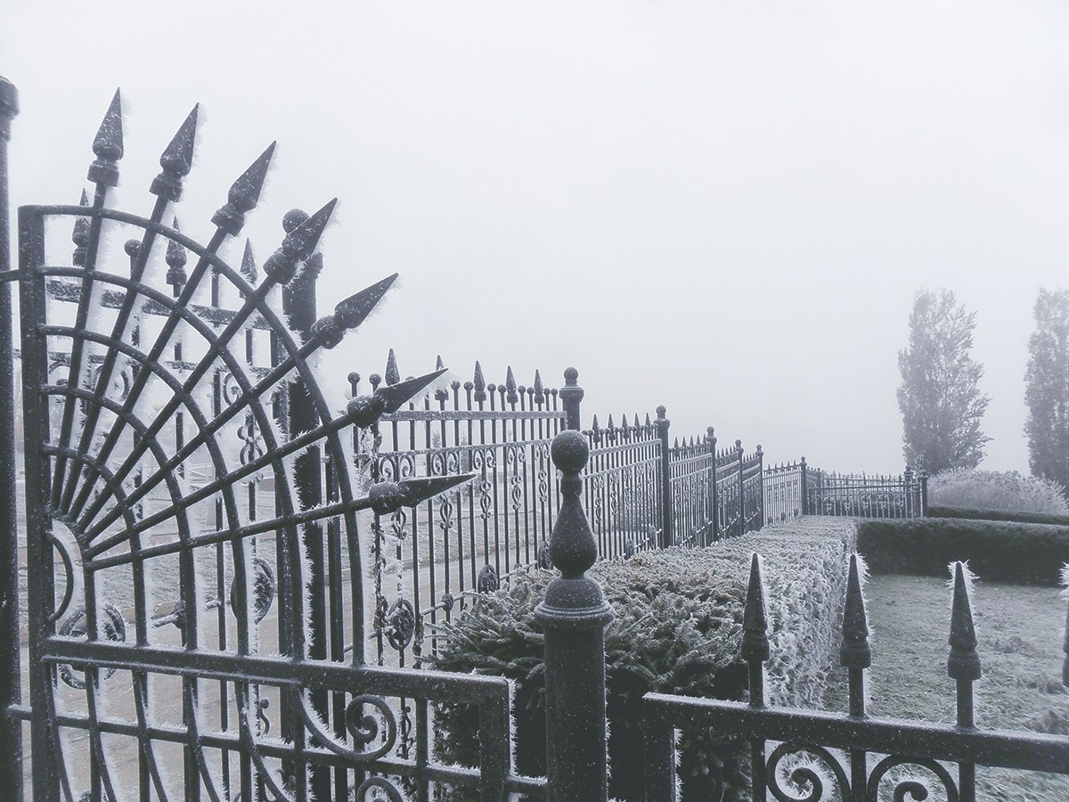 Зимние Чебоксары