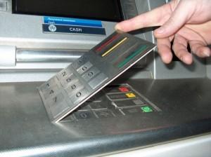 Скиммеры в банкоматах Сбербанка