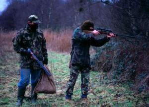 Пойманы браконьеры