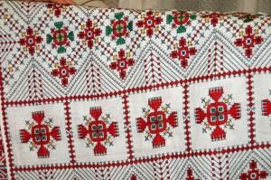 Чувашская вышивка