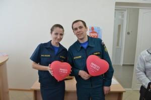 МЧС доноры крови