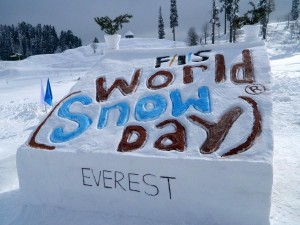 День снега