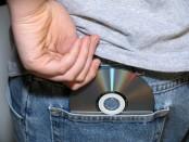 Кража дисков