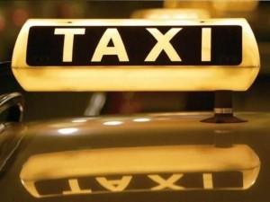 Угон такси