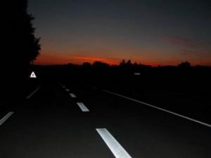 Ночные ДТП