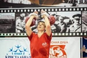 Кубок мира по гиревому спорту