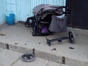 ДТП с младенцем
