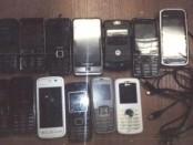 Передача телефонов в колонию